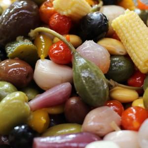 Mix Italiano De Conservas 250g