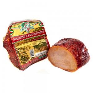 Lombo Condimentado com Pimenta Di Callani (uni)