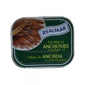 Filé de Anchova Realmar 252g